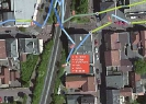 GPS-Ostereiertour 2019 - Um 15.40 Uhr für 16 Minuten in der Unterführung