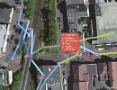 GPS-Ostereiertour 2019 - Um 15.57 Uhr 16 Minuten vorm Friseur