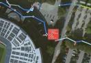 GPS - Tag der Fans 2019 - Diverse kurze Pausen vor dem Weserstadion um ca 13.38 Uhr für 20 Minuten