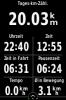 GPS Vatertag 2016 - Gesamte Strecke rund 20 Km